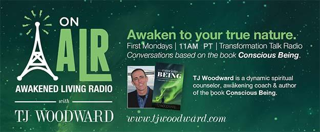 Awakened Living Radio with TJ Woodward