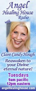 Angel Healing House Radio with Claire Candy Hough: Angel Signs Part 1