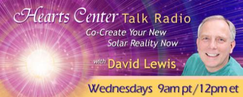 Hearts Center Talk Radio with Host David Christopher Lewis: Jennie Miles on Permaculture as a Community-Based Economic Development Model