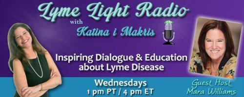 Lyme Light Radio with Guest Host Mara Williams: Conversation with Katina Makris