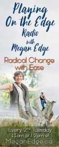 Playing on the Edge Radio: with Megan Edge: Radical Change with Ease: Playing on the Edge in Iceland with Dr. Pat and Swan Svansenson