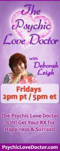 Psychic Love Doctor Show with Deborah Leigh and Intuitive Co-host Daryl