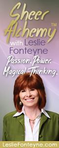 Sheer Alchemy! with Co-host Leslie Fonteyne