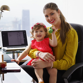 Six Reasons Mothers Make Great Business Leaders - Dr. Glenna Rice