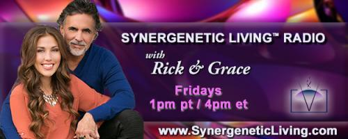 Synergenetic Living™ Radio with Rick and Grace Paris: Conversations with a Shaman