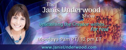 The Janis Underwood Show: Unleashing the Creator Within....For Real!: Grandparents, Wisdom, and Reverence