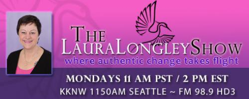 The Laura Longley Show: Where authentic change takes flight  The real meaning of Christmas - Love. What is it, how do you feel and express it?