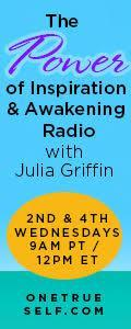 The Power of Inspiration & Awakening Radio with Julia Griffin: Master a Higher Frequency for a New State of Mind